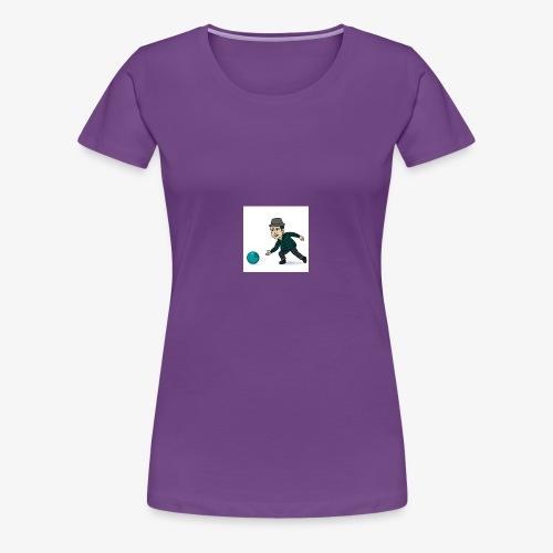 Muhammad Daniel Bowling - Women's Premium T-Shirt