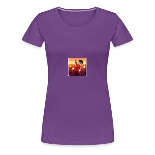 bitmoji 20180412033325 - Women's Premium T-Shirt