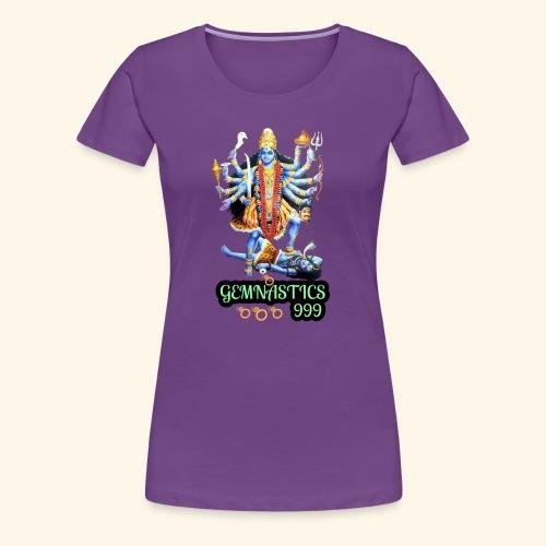 Kali & Shiva - Women's Premium T-Shirt