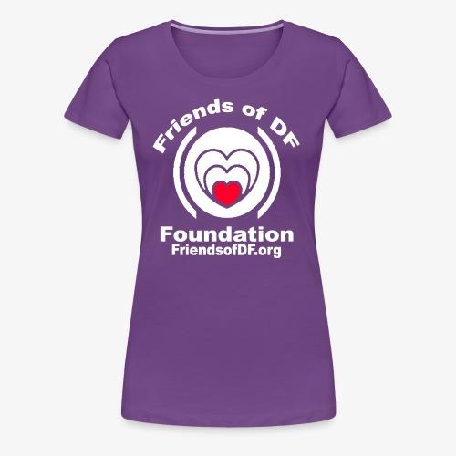 FODFWHITE - Women's Premium T-Shirt