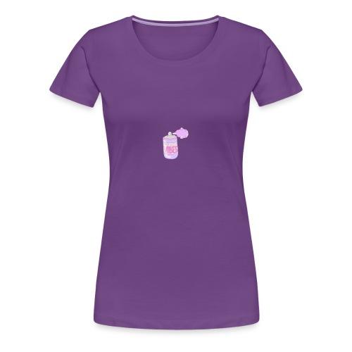 positve vibes - Women's Premium T-Shirt