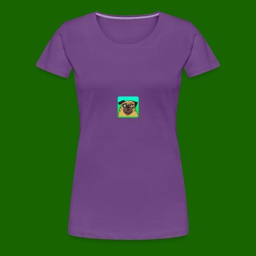TheBratPug TEAM PLAYER - Women's Premium T-Shirt