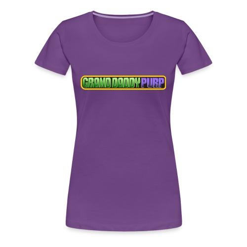 Grand Daddy Purp Logo - Women's Premium T-Shirt
