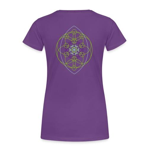 Sacred Tree - Women's Premium T-Shirt