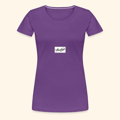 Austin Army - Women's Premium T-Shirt