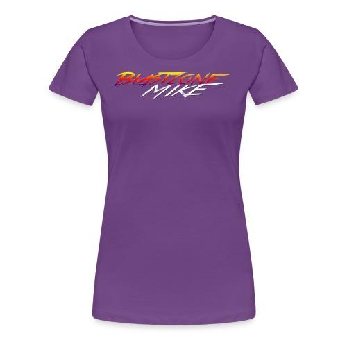 Blastzone Mike - Women's Premium T-Shirt