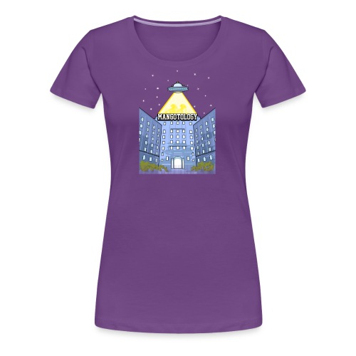 Mangotology - Women's Premium T-Shirt