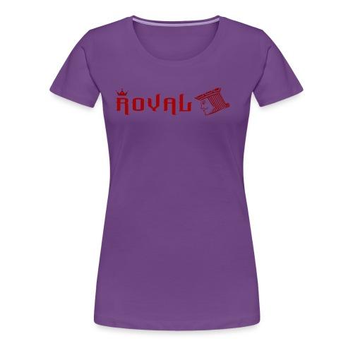 Royal Jack - Women's Premium T-Shirt