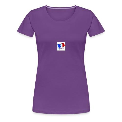 PARIS! - Women's Premium T-Shirt
