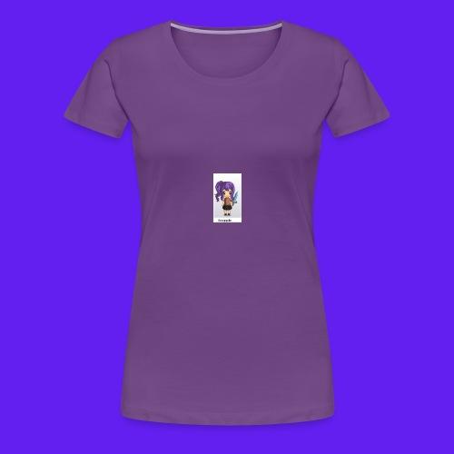 ihascupquake - Women's Premium T-Shirt