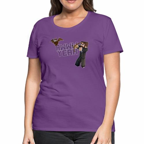 9jdc Hz3 png - Women's Premium T-Shirt