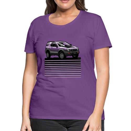 VX SUV Lines - Women's Premium T-Shirt