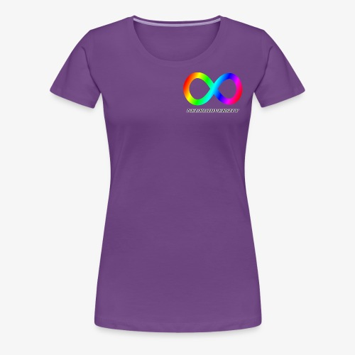 Neurodiversity - Women's Premium T-Shirt