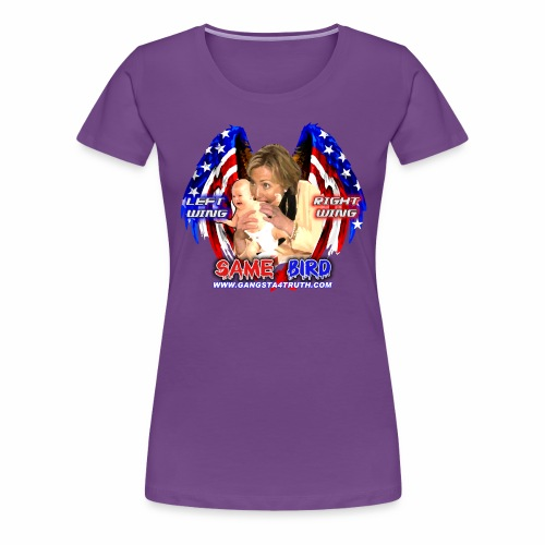 Left Wing Right Wing Eat A Baby - Women's Premium T-Shirt