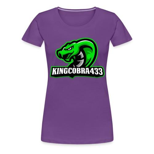 Kingcobra433 - Women's Premium T-Shirt