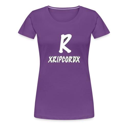 XRIPCORDX Fitness Shirt - Women's Premium T-Shirt