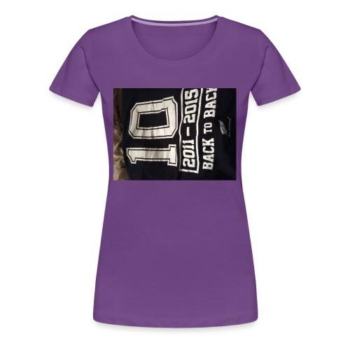 Johnnybeast - Women's Premium T-Shirt