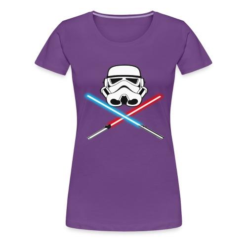 I AM AWESOME! - Women's Premium T-Shirt