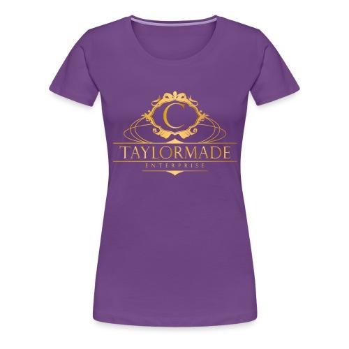 cTaylorMade White T-Shirt - Women's Premium T-Shirt