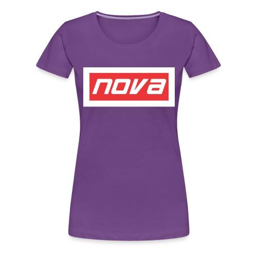 NOVA - Women's Premium T-Shirt