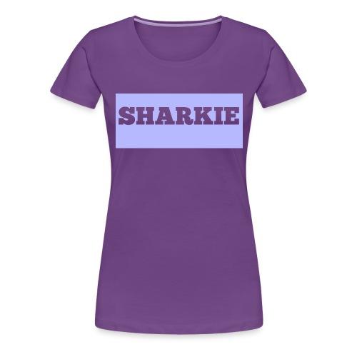 CUSTOM SHARKIE MERCH - Women's Premium T-Shirt