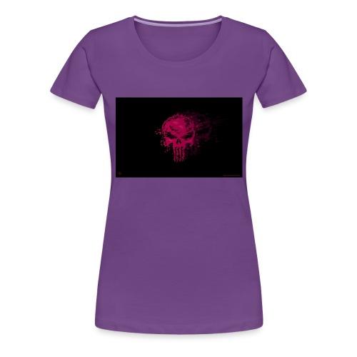 hkar.punisher - Women's Premium T-Shirt