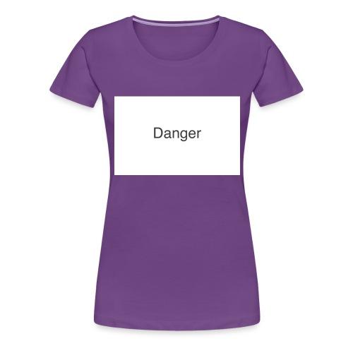 Danger Design - Women's Premium T-Shirt