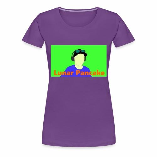 Lunar Pancake Merch - Women's Premium T-Shirt