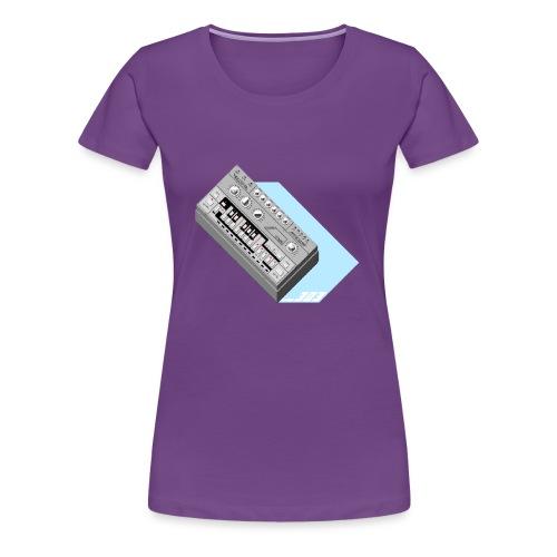 303 Love Blue #TTNM - Women's Premium T-Shirt