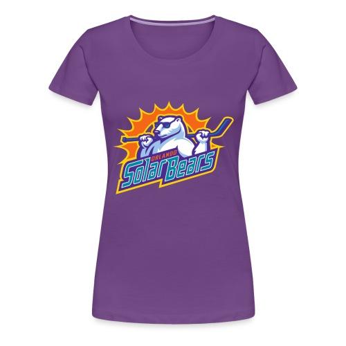 Orlando Solar Bears - Women's Premium T-Shirt