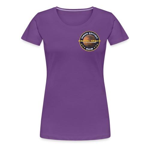 Mars Edition - Women's Premium T-Shirt