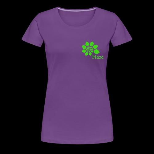 Haze Outdoors Logo - Women's Premium T-Shirt