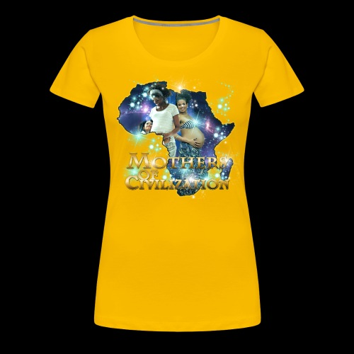 Mothers of Civilization - Women's Premium T-Shirt