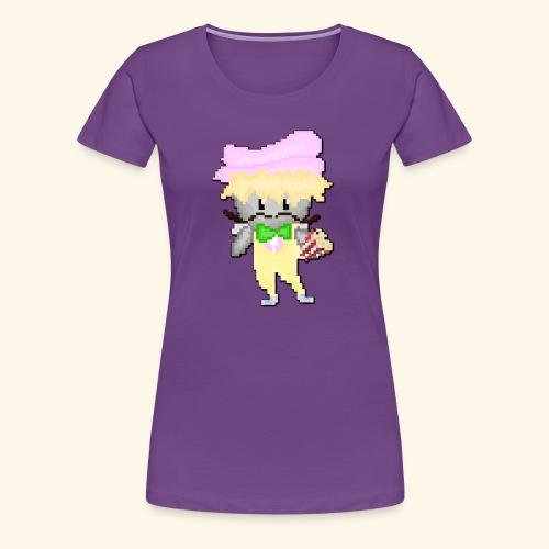 Putatutopia Art - Women's Premium T-Shirt