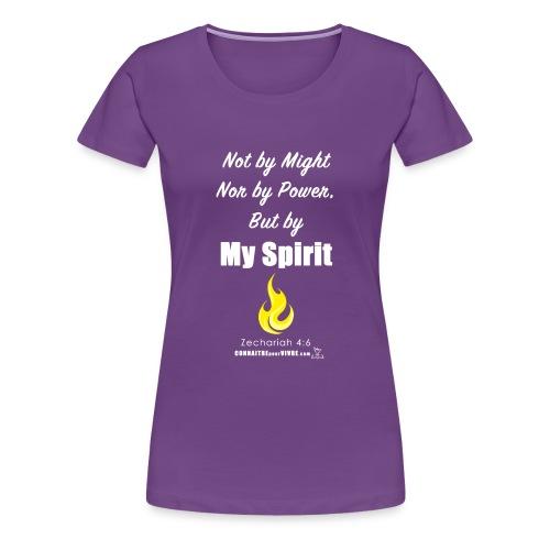 Par mon esprit - T-shirt premium pour femmes