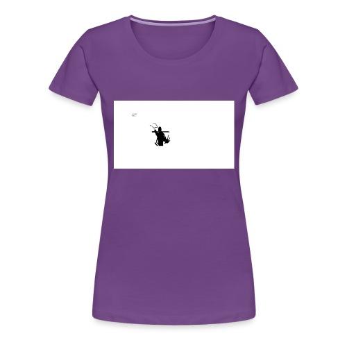 ArcadeNinja Hoodie - Women's Premium T-Shirt