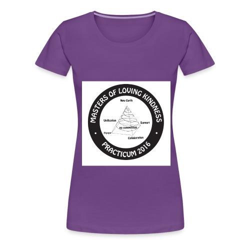 Practicum 2016 - Women's Premium T-Shirt