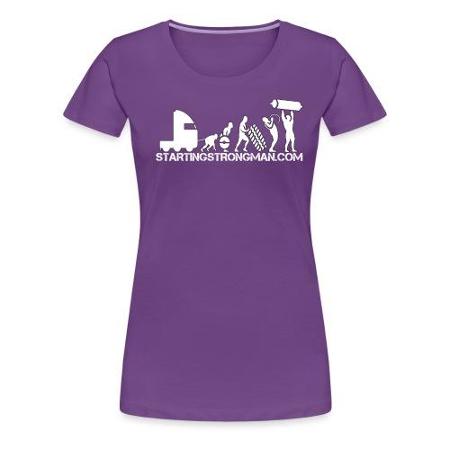 WEVO - Women's Premium T-Shirt