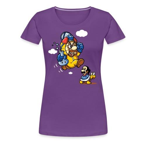 Walter Mario - Women's Premium T-Shirt