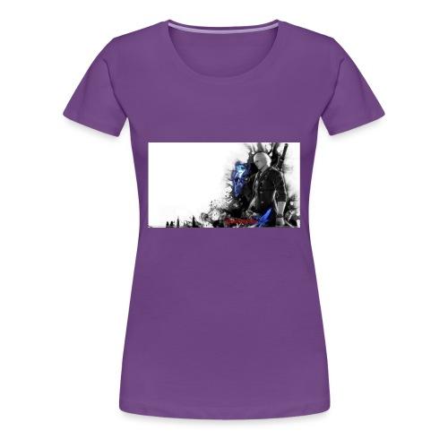 nero - Women's Premium T-Shirt