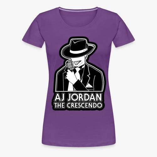 CRESCENDO AJ JORDAN STAR - Women's Premium T-Shirt
