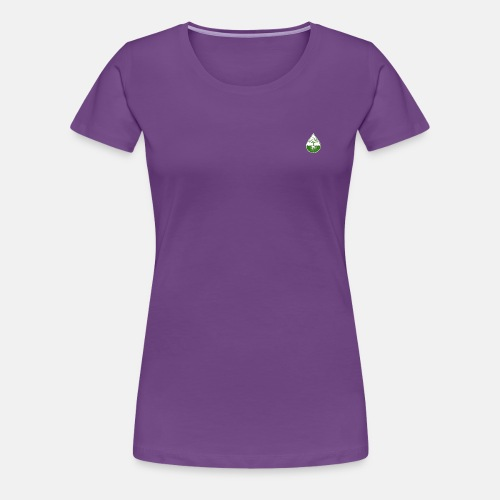 Magical Music Main Logo_G - Women's Premium T-Shirt