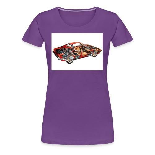FullSizeRender mondial - Women's Premium T-Shirt