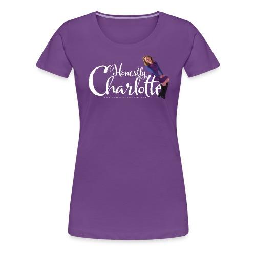Honestly Charlotte Cast & Crew - Women's Premium T-Shirt