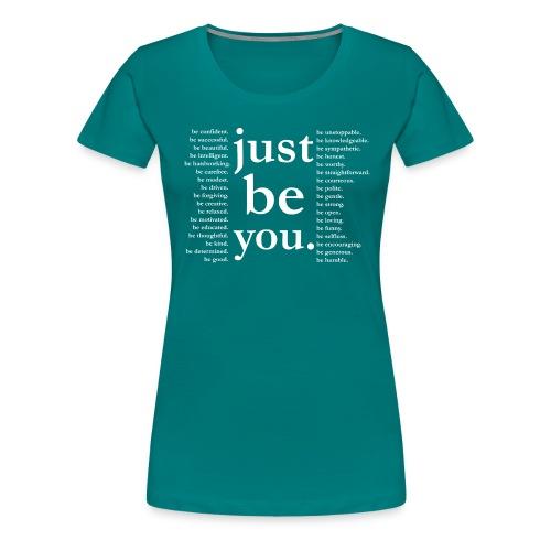 beyou - Women's Premium T-Shirt