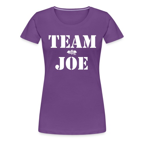 team joe 1 png - Women's Premium T-Shirt