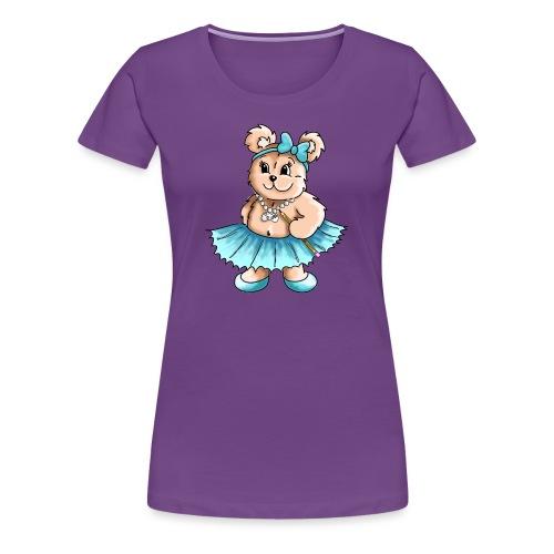Miss Dee png - Women's Premium T-Shirt