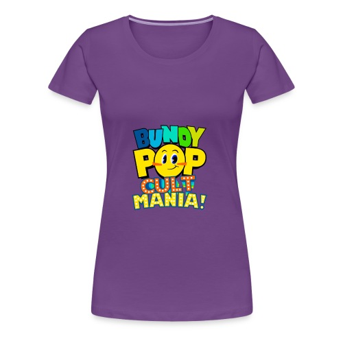 Bundy Pop Main Design - Women's Premium T-Shirt