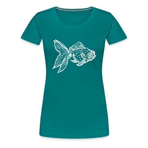 Goldfish - Women's Premium T-Shirt