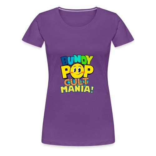Bundy Pop Main Design - Women's Premium T-Shirt
